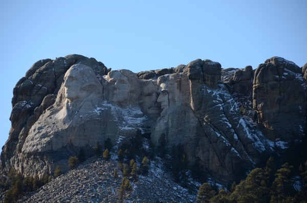 Mount Rushmore small
