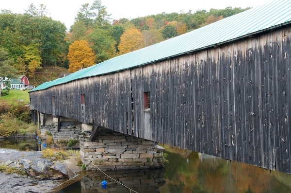 BathCoveredBridge
