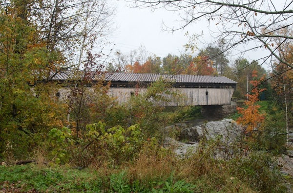 SwiftwaterCoveredBridge