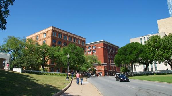 DallasTXSchoolBookDepository