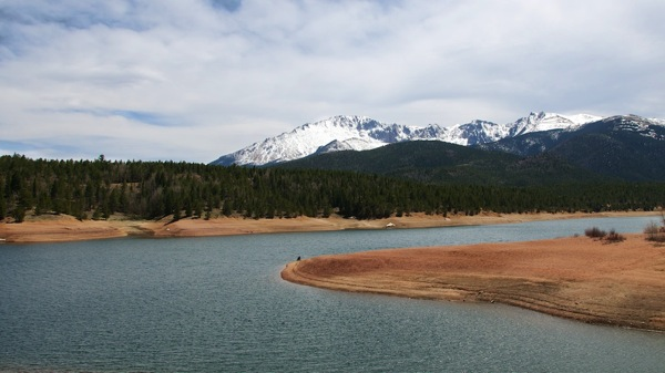 PikesPeakFromReservoir