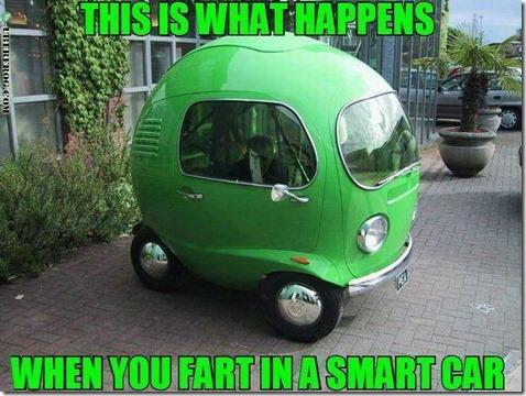 Smartcar Fart