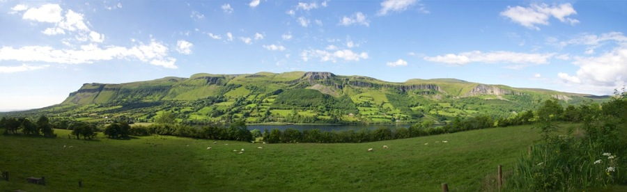 Ben Bulben Dartry Mts South 20140629