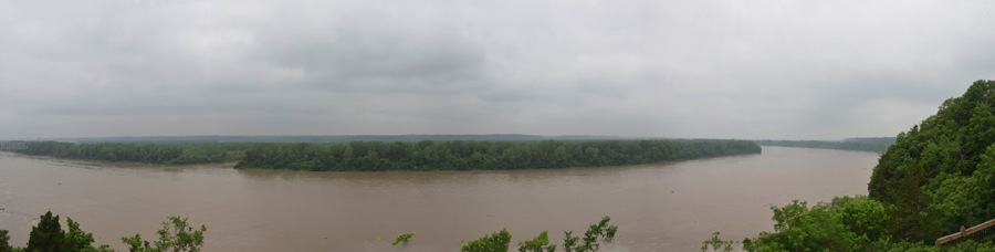 Missouri River Pano