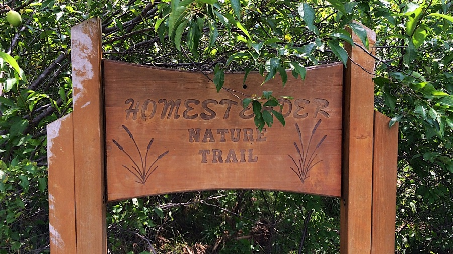 HomesteaderNatureTrail