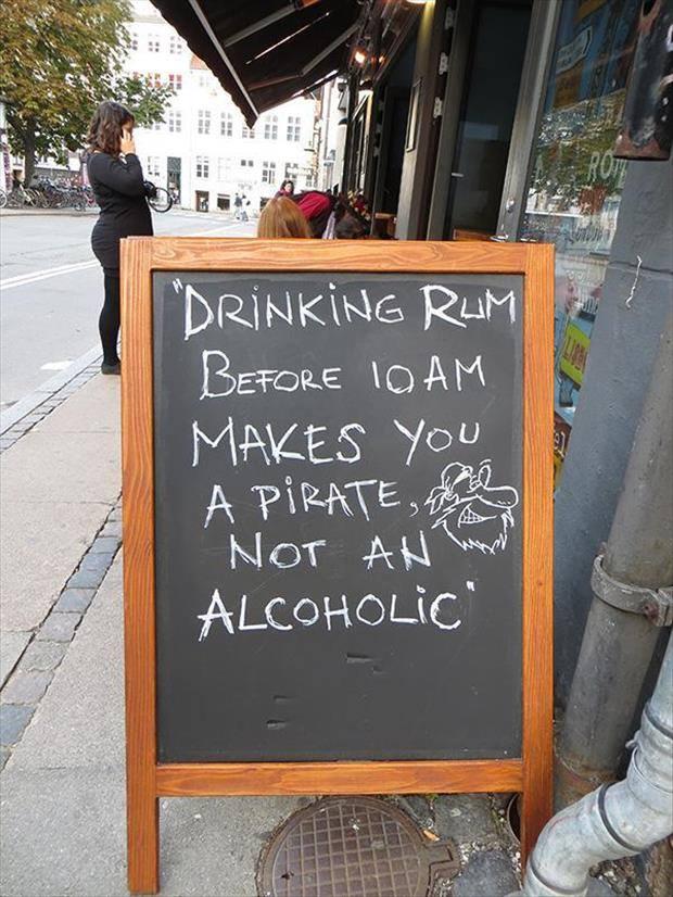 Drink Rum