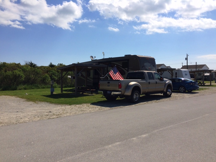 Onslow Beach Site 12