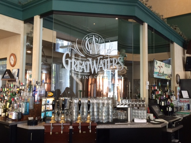 Great Waters Bar and Brew Tank
