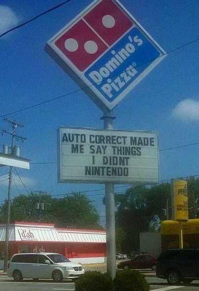 Darned Auto Correct 2