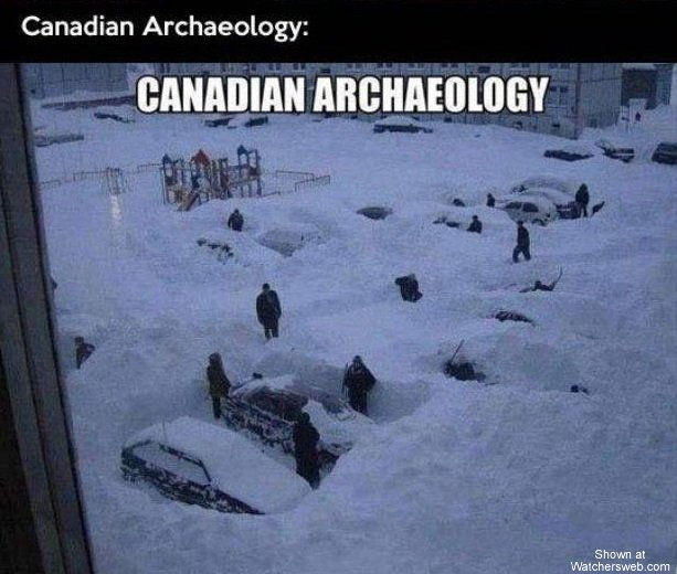 Canadian Archaelogy