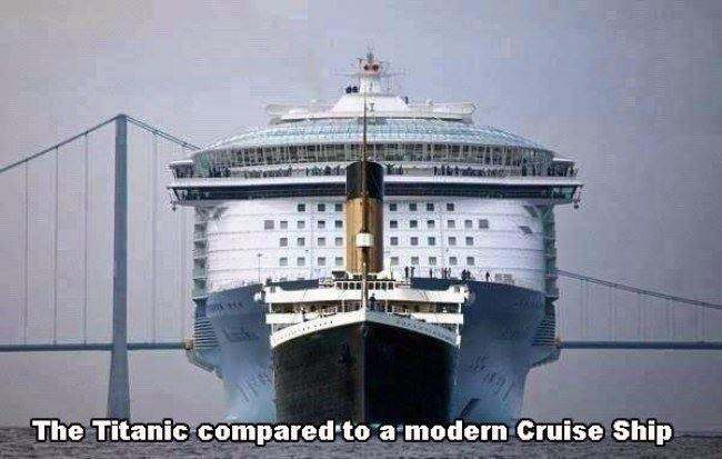 TitanicComparison