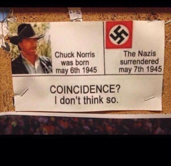 CoincidenceIThinkNot