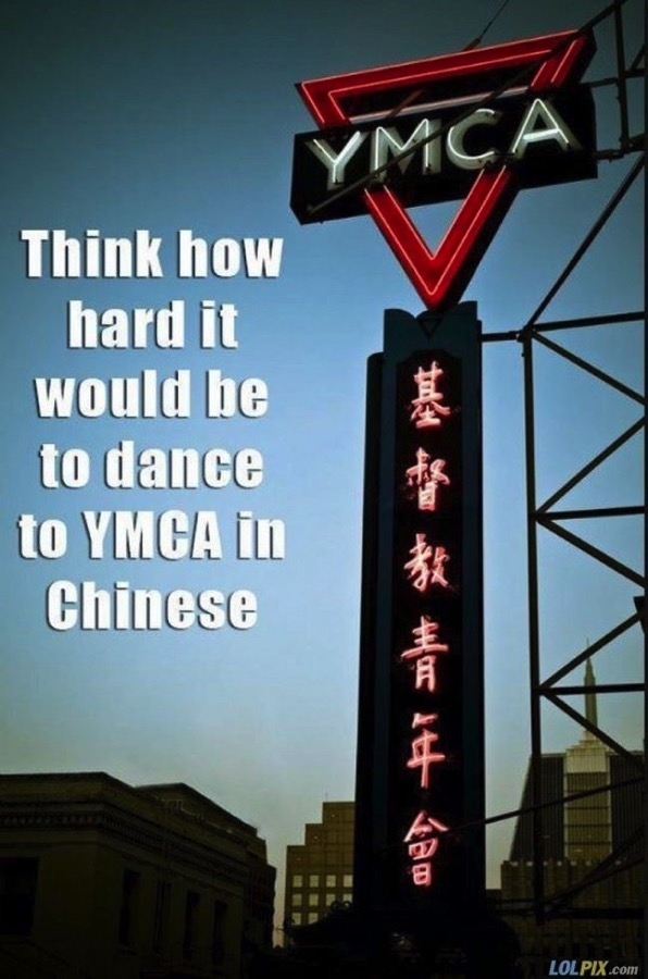 YMCA Chinese