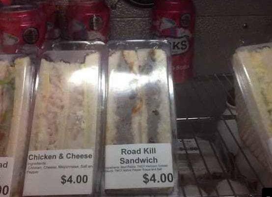 RoadKillSammy