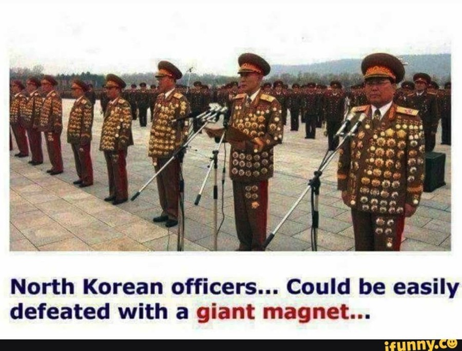 NorthKoreanMedals