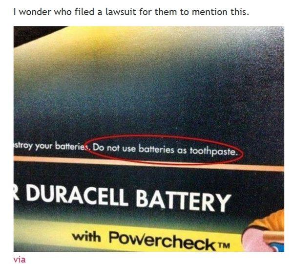 BatteryWarning