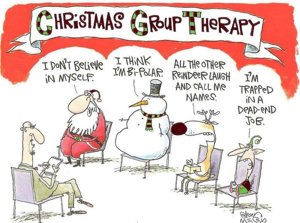 ChristmasGroupTherapy