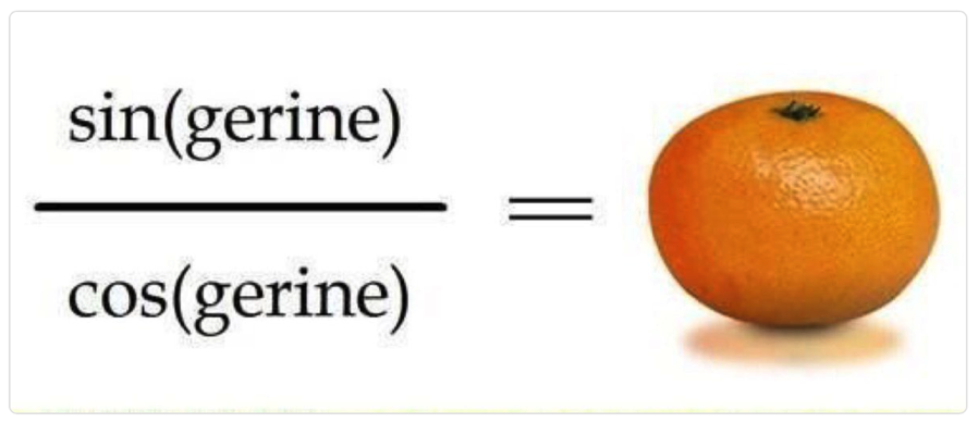 MathNerdHumor