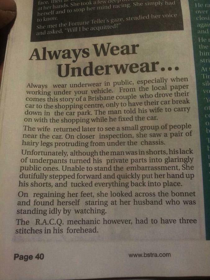 AlwaysWearUnderwear