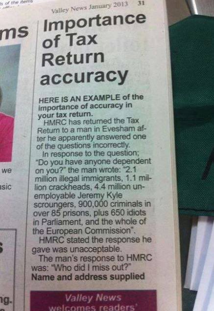 TaxReturnAccuracy