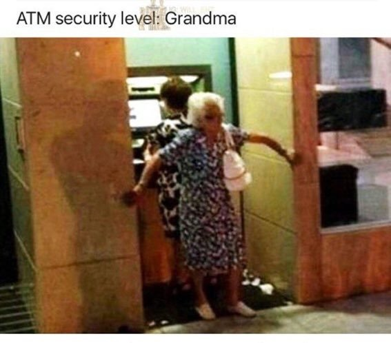 ATMSecurityLevelGrandma