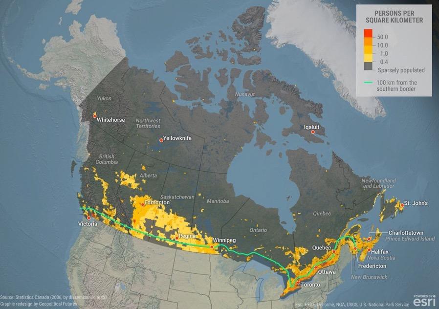 Canada population15