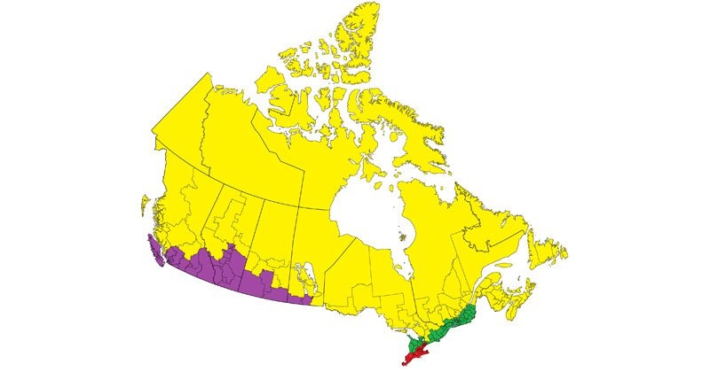 CanadianPopulationByQuarters