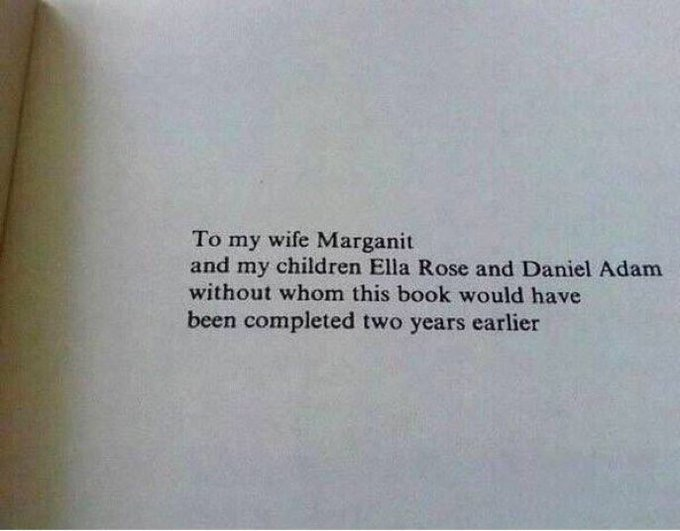 AuthorDedication