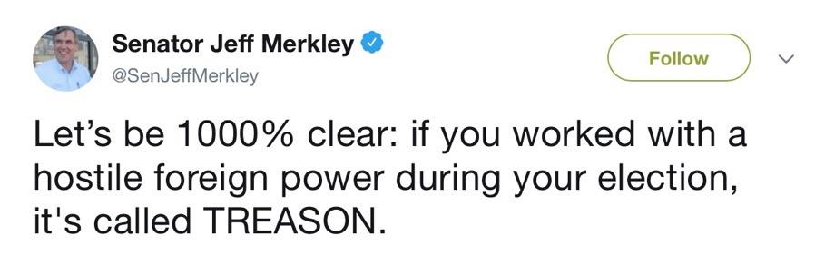 Treason Not