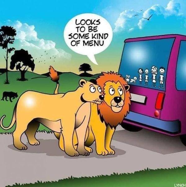 LionsMenu