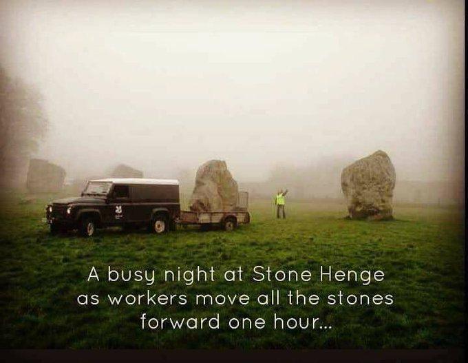 StonehengeDST