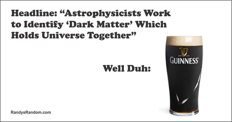 DarkMatterDuh