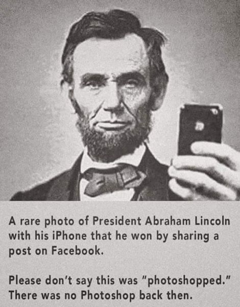 LincolnAndHisPhone