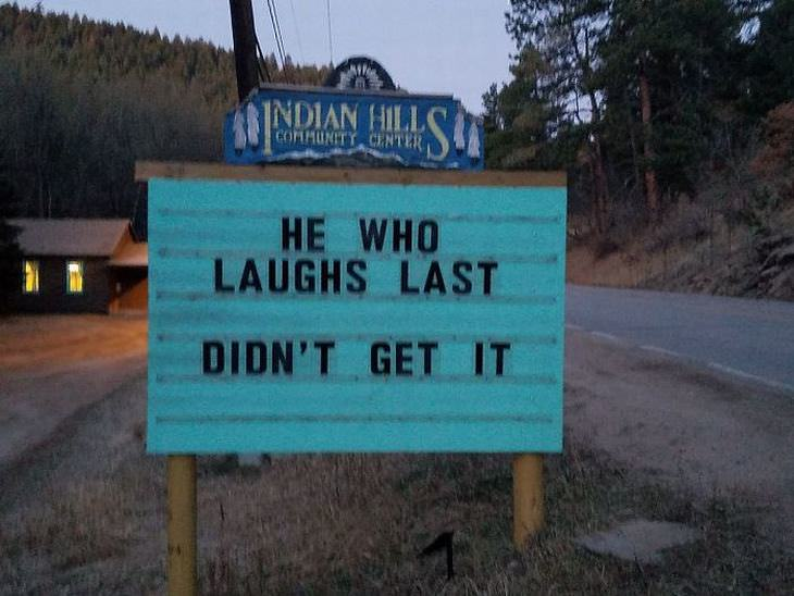 LaughsLast