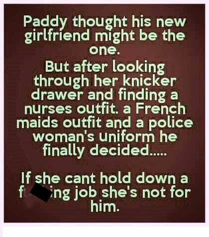 PaddysGirlfriend