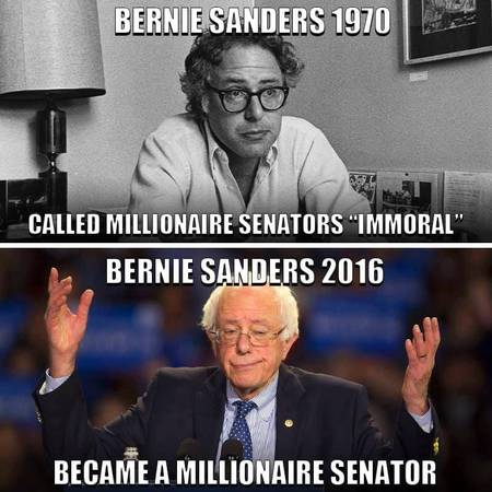 Bernie1970And2019