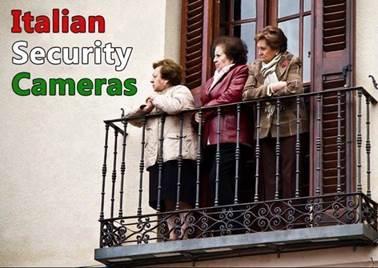 ItalianSecurityCamera