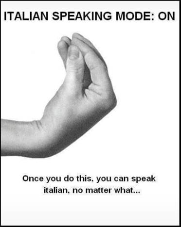 ItalianSpeaking