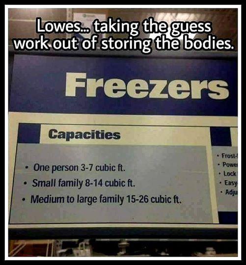 LowesFreezers