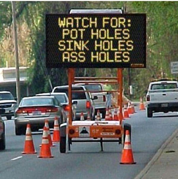 PotholesAssholes