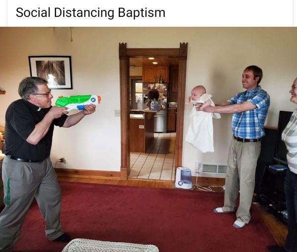 SocialDistancingBaptism