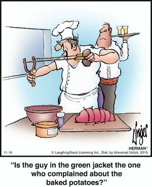 ChefComplaints