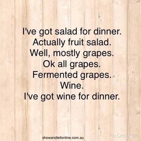 SaladForDinner