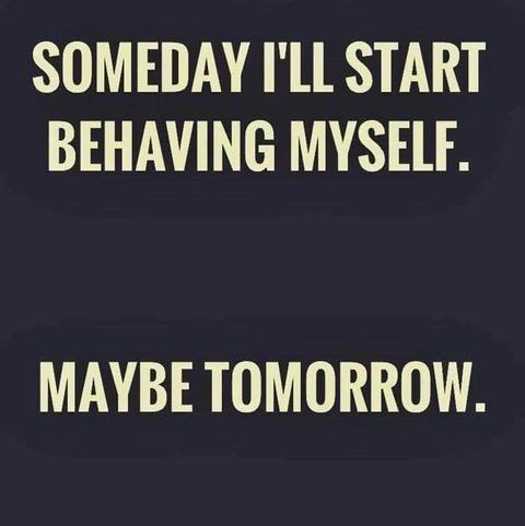 BehavingMyself