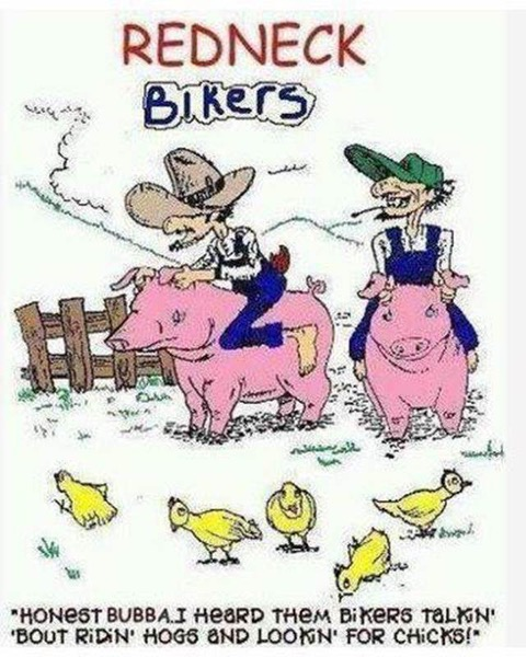RedneckBikers