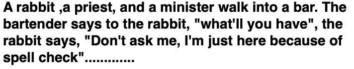 RabbitPriestMinister