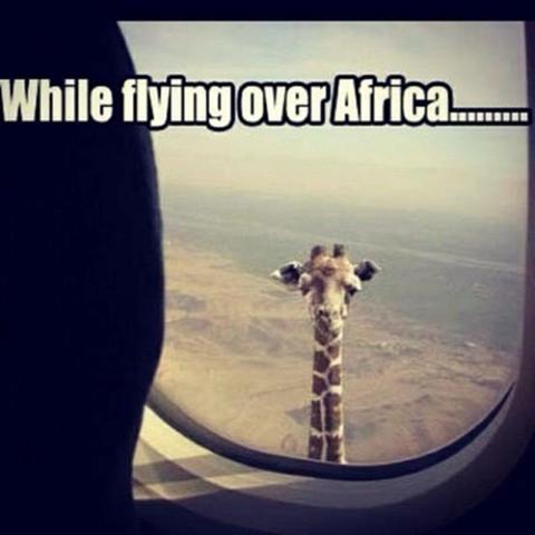 FlyingOverAfrica