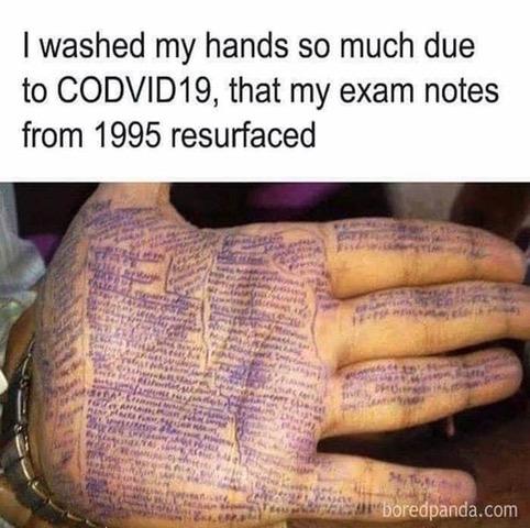 CovidExamNotes