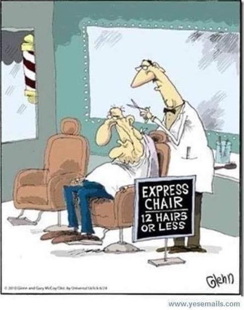 BarberExpressChair