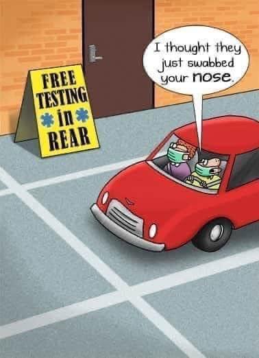 TestinginRear